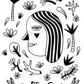 NOMADARTE: ARTE ITINERANTE. Um projeto de Ilustração, Design de personagens, Design editorial, Educação e Moda de Arantxa Recio Parra - 07.11.2013