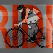RIDE. Um projeto de Design e Ilustração de Saint Kilda - 08.11.2013