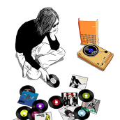 Ilustraciones varias técnicas. A Illustration project by Miguel Márquez Romero - 24.11.2013