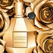 V&R Flowerbomb Gold. A Design, and 3D project by Juanjo Bernabeu - 11.26.2013