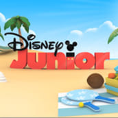 DISNEY JUNIOR Summer IDs. A Motion Graphics, Film, Video, TV, and 3D project by Diego Castro Moreni - 11.26.2013