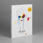 MUSES book. Un proyecto de Ilustración de Conrad Roset - 26.11.2013