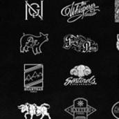 Logo | Lettering | Branding. Um projeto de Design e Ilustração de Saint Kilda - 02.12.2013