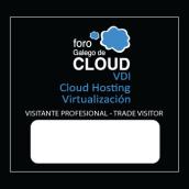 Foro Galego Cloud (Ozona Consulting). Um projeto de Design e Publicidade de Sandra Gerez - 18.12.2013