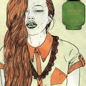 ESENCIA. Um projeto de Design, Ilustração e Publicidade de Lola Beltrán - 20.01.2013
