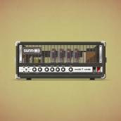 Legendary Amps. Un proyecto de Ilustración de David Caramés - 30.01.2014