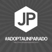 Comunicación #adoptaunparado. Un proyecto de Br, ing e Identidad, Dirección de arte y Diseño gráfico de JP - 02.02.2014