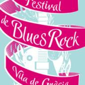 III Festival de Blues-Rock Vil·la de Gràcia. A Graphic Design project by DOSS, grafica creativa - 12.12.2013