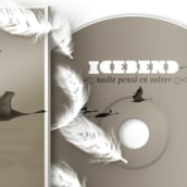 IcebEnd: Nadio pensó en volver. A Graphic Design, Packaging, and Web Design project by DOSS, grafica creativa - 10.31.2012