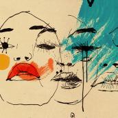 Fulares para LABYRINTH. Un proyecto de Ilustración de Conrad Roset - 08.03.2014