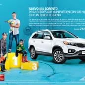 Kia. Um projeto de Publicidade, Fotografia e Design de automóveis de Enri Mür Management - 31.03.2014