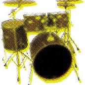 Carteles para el concurso El dia de la Musica. Un proyecto de Diseño gráfico de Antonio Huelva Guerrero - 06.04.2014