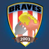 Braves. Un proyecto de Diseño, Diseño gráfico y Diseño de producto de Joan Lalucat - 25.04.2014