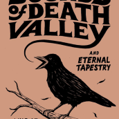 Sounds Of Death Valley - Poster. A Graphic Design & Illustration project by Lorenzo Pierro - 05.05.2014