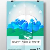 Cartel Pilot Q. Un proyecto de Diseño de Gracia Fernández Arroyo - 22.12.2013
