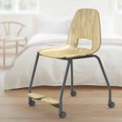 Stilla, silla inodoro para hogar. Un proyecto de Diseño de muebles, Diseño industrial y Diseño de producto de José García Magdaleno - 29.05.2014