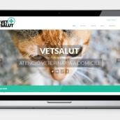 VetSalut. Un proyecto de Fotografía, Diseño gráfico y Desarrollo Web de laKarulina - 31.12.2013