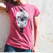 Nu® Art On Me. Un proyecto de Diseño, Fotografía, Dirección de arte, Br, ing e Identidad, Diseño de vestuario, Diseño gráfico y Diseño de producto de laKarulina - 31.10.2013