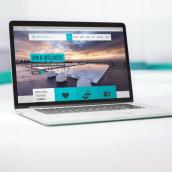 RIVIERA SPA: Diseño y Desarrollo Web. Un proyecto de Br, ing e Identidad, Diseño gráfico, Diseño Web y Desarrollo Web de Alejandro Carrasco Velasco - 23.06.2014