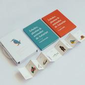 Árboles, plantas & animales de Asturias. Un projet de Design , Illustration , et Conception éditoriale de Dana Riesgo - 25.06.2014