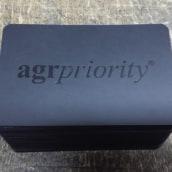 Nuevas tarjetas AgrPriority. A Design, H, werk, T und pografie project by Alberto González - 17.07.2014