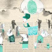 Qué hacemos en Pluviam: http://vimeo.com/68040386. A Design, Illustration, Motion Graphics, Br, ing, Identit, Design Management, and Graphic Design project by Miguel Hernández Cañadas - 06.30.2013