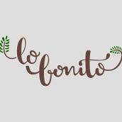 Lo Bonito Branding. A Design project by Alba López Martín - 08.01.2014
