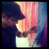 IMPACTOS! . A Events, Bildende Künste und Malerei project by Romulo Martinez - 12.07.2013