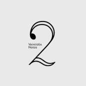 Veintidós Notas. Un proyecto de Br, ing e Identidad y Diseño de Bisgràfic - 08.09.2014