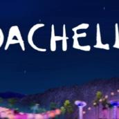 Coachella Ads. Un proyecto de Ilustración, Motion Graphics y Animación de Benet Carrasco Llinares - 21.09.2011