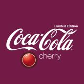Lanzamiento Coca-Cola cherry. Un proyecto de Diseño, Dirección de arte, Diseño gráfico y Packaging de Álvaro Infante - 30.04.2013