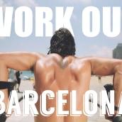 Work out Barcelona. Um projeto de Fotografia de Peter Porta - 01.10.2014