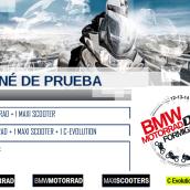 Acreditaciónes coporativas BMW Motorrad. Un proyecto de Br, ing e Identidad y Diseño gráfico de Sheila Alvarez Sanchez - 19.10.2014
