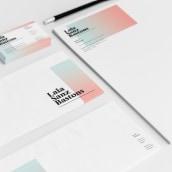 Branding y identidad para Laia Sanz. Un proyecto de Br, ing e Identidad y Diseño de Hugo Cornelles Llobregat - 22.10.2014
