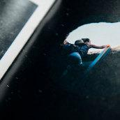 La più bella isola al mondo . Un proyecto de Fotografía, Dirección de arte y Diseño editorial de Ana Zaragoza - 31.08.2014