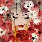 Love & Death. Un proyecto de Ilustración, Bellas Artes y Pintura de Conrad Roset - 02.11.2014
