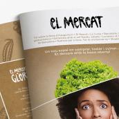 Revista El Mercat. Um projeto de Direção de arte e Design editorial de marta B. - 30.09.2014