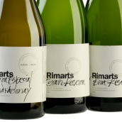 Cava Rimarts. A Br, ing, Identit, Graphic Design, Packaging, and Calligraph project by Oriol Miró Genovart - 11.22.2014