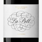 Vino La Pell - La Gravera. A Br, ing, Identit, Graphic Design, Packaging, and Calligraph project by Oriol Miró Genovart - 11.22.2014