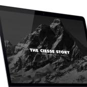 Ciesse Piumini. A Web Design project by Francisco Aveledo - 04.30.2014