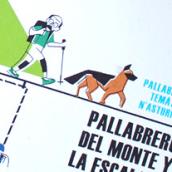 """Ilustraciones """"Pallabreru del monte y la escalada"""". Un proyecto de Ilustración de Marco Antonio Paraja Corbato - 04.09.2014"""