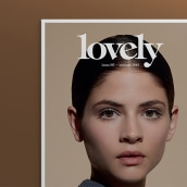 Lovely The Mag Issue#3. A Design, Kunstleitung, Verlagsdesign und Grafikdesign project by Pablo Abad - 10.12.2014