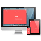 Mi Proyecto del curso Diseño web: Be Responsive!. A Art Direction, and Web Design project by Francisco Aveledo - 11.30.2014