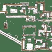 Reforma Apartamento 220 m2. Un proyecto de 3D, Arquitectura, Diseño de muebles, Arquitectura interior, Diseño de interiores, Diseño de iluminación y Multimedia de Creacia GF - 15.03.2014