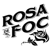 Rosa de Foc. A Br, ing, Identit, Product Design, and Graphic Design project by David Shot - 02.11.2014