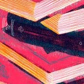 Los demasiados libros. Um projeto de Ilustração de Maguma - 19.12.2014