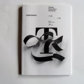 Programa CDN. Um projeto de Tipografia e Design gráfico de Isidro Ferrer - 20.02.2015