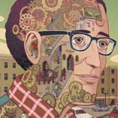 Ilustración! . Un proyecto de Ilustración, Bellas Artes y Pintura de Nicolás Castell - 23.02.2015