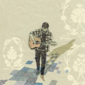 Artwork Music Zarra . Un proyecto de Diseño, Ilustración, Música, Audio, Bellas Artes y Collage de Elva Vázquez Lombardía - 28.02.2015