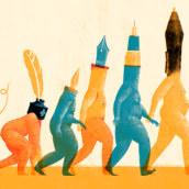 ¿Tenemos futuro?. Um projeto de Ilustração, Direção de arte e Tipografia de Maguma - 19.12.2014